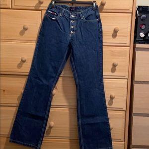 Women's Tommy jeans size 9
